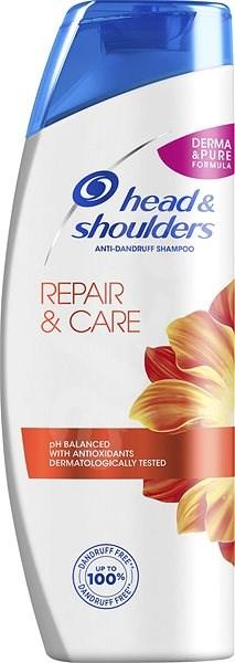 HEAD&SHOULDERS Repair & Care 540 ml - Šampón