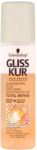 SCHWARZKOPF GLISS KUR Total Repair Express 19 (200 ml) - Kondicionér