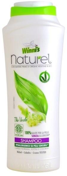 WINNI´S Naturel Shampoo The Verde 250 ml - Prírodný šampón