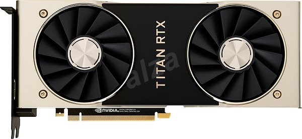 NVIDIA Titan RTX - Grafická karta