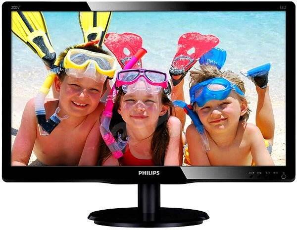 "19.5"" Philips 200V4QSBR - LCD monitor"