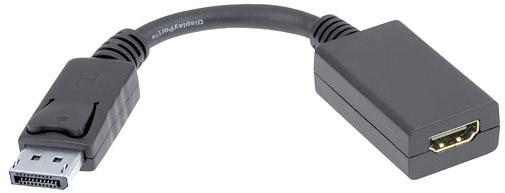 PremiumCord  adaptér DisplayPort – HDMI  M/F - Redukcia