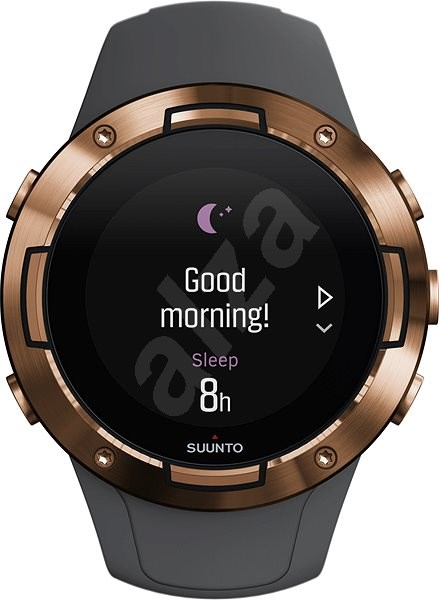 Suunto 5 G1 Graphite Copper Kav - Smart hodinky