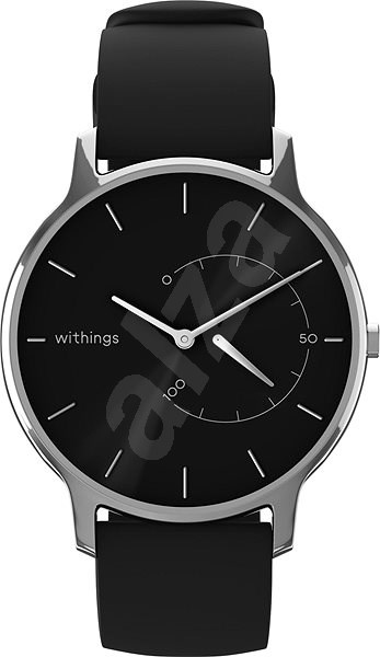 Withings Move Timeless – Black/Silver - Smart hodinky