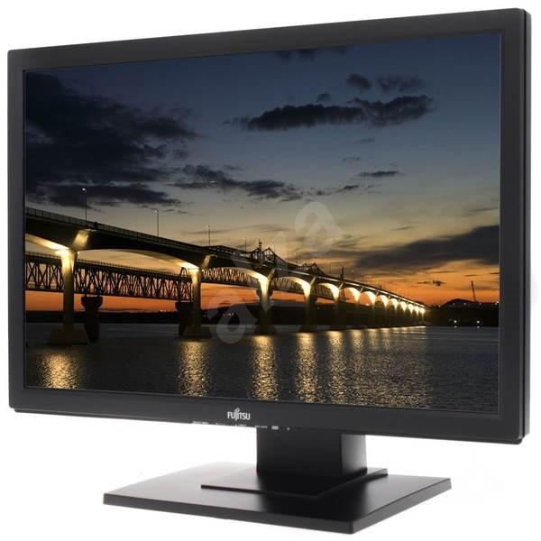 """22"""" Fujitsu E22W-5 černý - LCD monitor"""