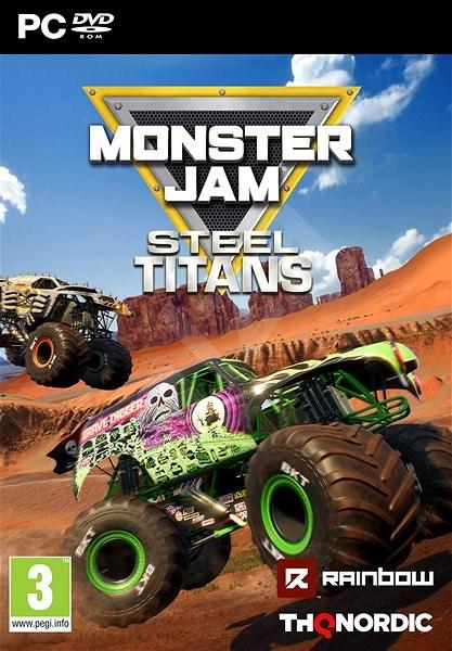 Monster Jam: Steel Titans - Hra na PC
