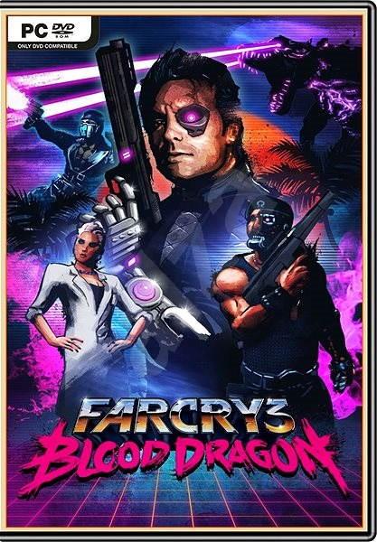 Far Cry 3: Blood Dragon - Hra na PC