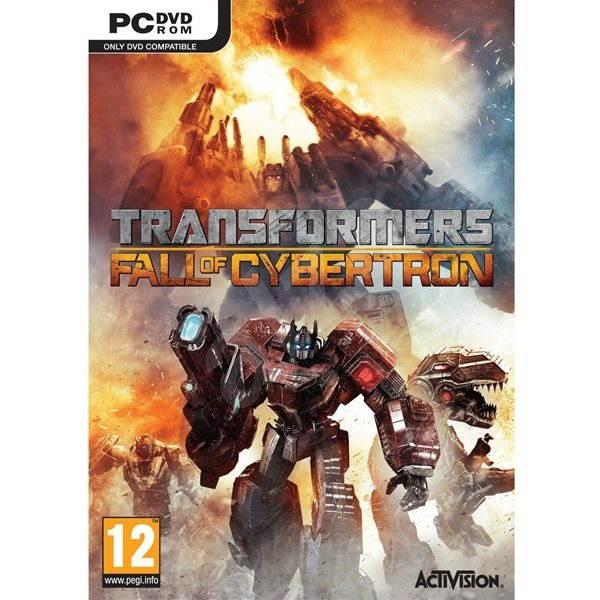 Transformers: Fall of Cybertron - Hra pro PC