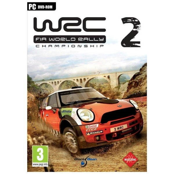 WRC 2: World Rally Championship - Hra na PC