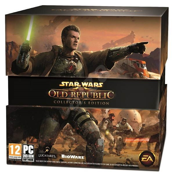 Star Wars: The Old Republic (Collectors Edition) - Hra na PC