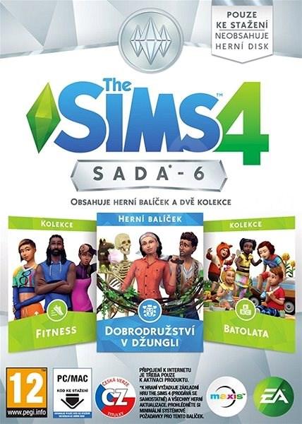 The Sims 4 Bundle Pack 6 - Herný doplnok  67c75f757f4