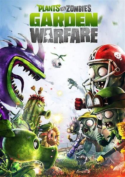 4be475f9f0d6 Plants vs Zombies Garden Warfare - Hra na PC
