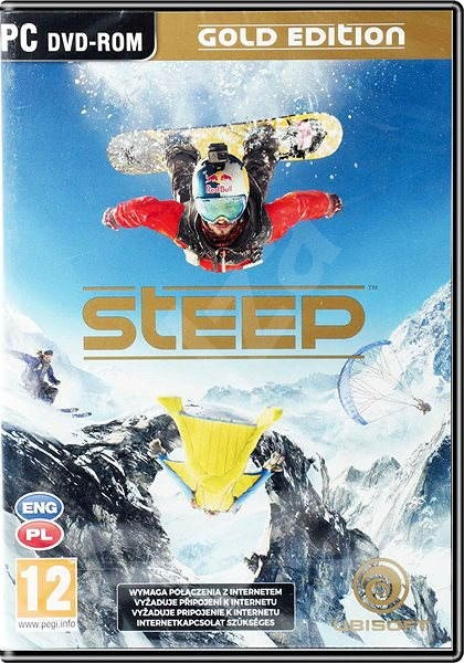 Steep Gold Edition - Hra na PC