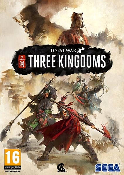 Total War: Three Kingdoms - Hra na PC