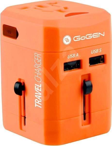 Gogen TC 163 WORLDR - Cestovný adaptér