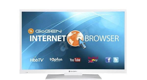 """22"""" Gogen TVL 22780 WEB bílá - Televízor"""
