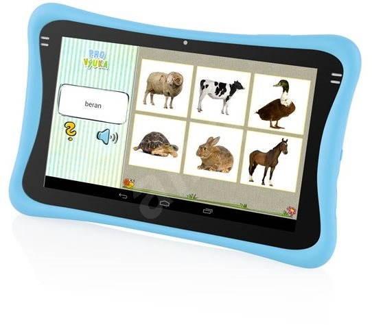 Gogen Maxipes Fík MAXPAD 9 G2B modrý - Tablet