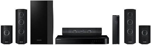 Samsung HT-J7500W - Domáce kino