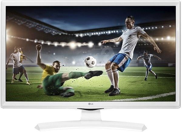 "24"" LG 24MT49VW biely - LCD monitor"