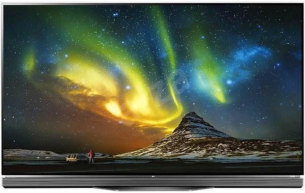 "65"" LG OLED65E6V - Televízor"