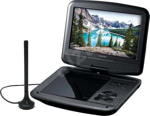 3fc5d9e34 9'' Sencor SPV 7926T - Prenosný DVD prehrávač | Alza.sk