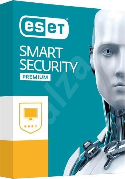 ESET Smart Security Premium V10 pre 4 počítače na 24 mesiacov SK - Bezpečnostný softvér