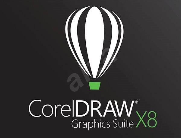 CorelDRAW Home & Student Suite X8 CZ / PL / AJ - Grafický program