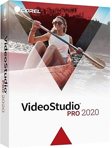 VideoStudio 2020 BE (elektronická licencia) - Grafický program