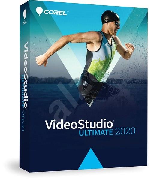 VideoStudio 2020 Ultimate ML (BOX) - Program na strihanie videa