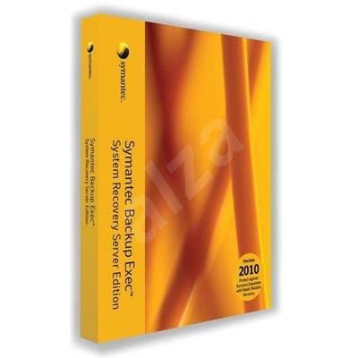Symantec Backup Exec 2010 Server Basic GOV - 12 měsíců - Zálohovací software