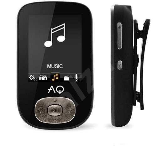AQ MP03BK - MP4 prehrávač
