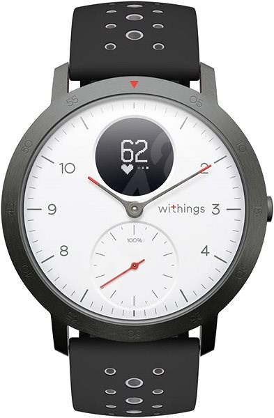 Withings Steel HR Sport (40 mm) – White - Smart hodinky