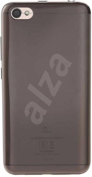 Xiaomi NYE5685GL Original TPU puzdro Black pre Redmi Note 5A - Kryt na mobil
