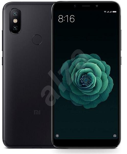Xiaomi Mi A2 64 GB LTE Čierny - Mobilný telefón