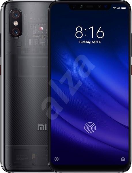 Xiaomi Mi 8 Pro 128 GB čierny - Mobilný telefón