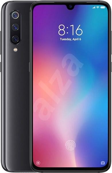 Xiaomi Mi 9 LTE 128 GB čierny - Mobilný telefón