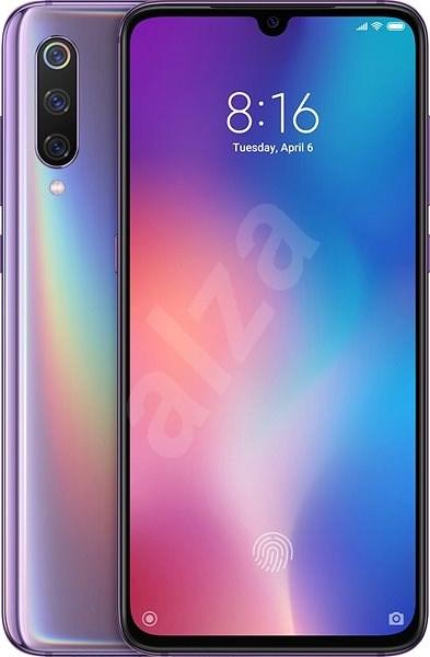 Xiaomi Mi 9 LTE 128 GB fialový - Mobilný telefón