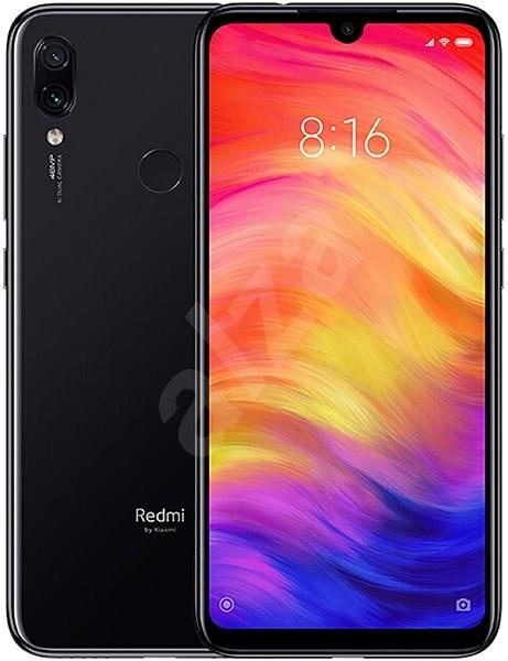 Xiaomi Redmi Note 7 LTE 64GB čierna - Mobilný telefón