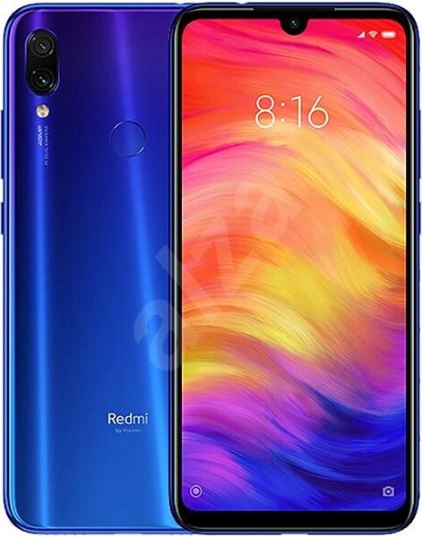Xiaomi Redmi Note 7 LTE 64 GB modrá - Mobilný telefón
