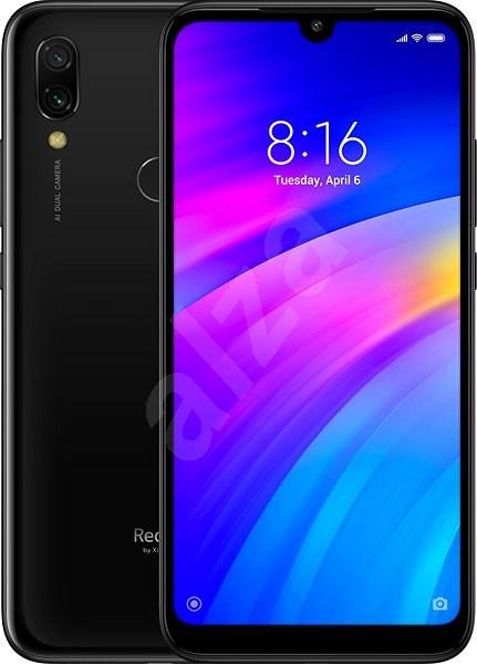 Xiaomi Redmi 7 LTE 32GB čierny - Mobilný telefón