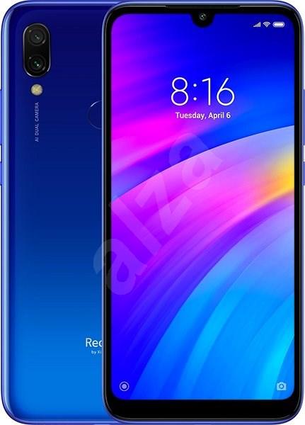 Xiaomi Redmi 7 LTE 32GB modrý - Mobilný telefón