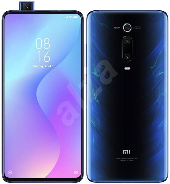 Xiaomi MI 9T LTE 64 GB modrý - Mobilný telefón