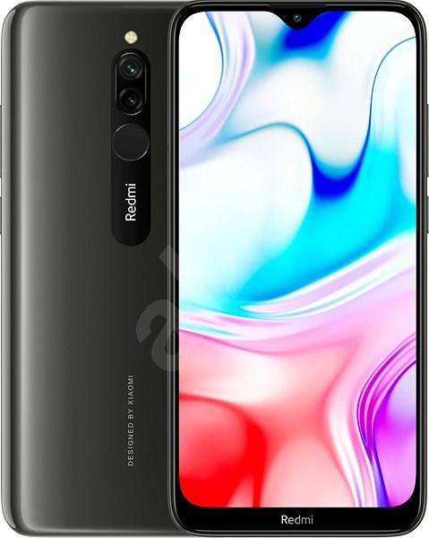 Xiaomi Redmi 8 LTE 64 GB čierna - Mobilný telefón