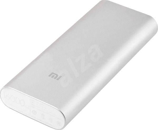 00b1bb2c6 Xiaomi Power Bank 16 000 mAh Silver - Power Bank | Alza.sk