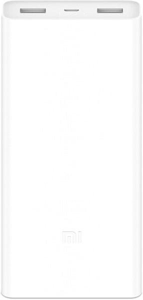 Xiaomi Mi PowerBank 2C 20 000 mAh White - Power Bank
