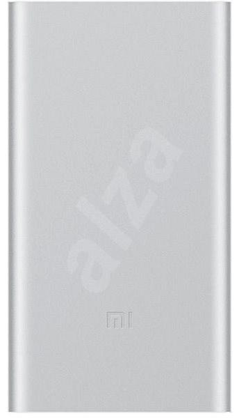 Xiaomi Mi Power Bank 2S 10000 mAh Quick Charge 3.0 Silver - Power Bank