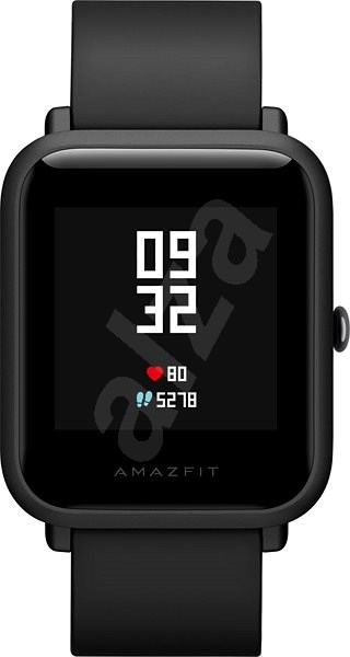 Xiaomi Amazfit Bip Black - Smart hodinky