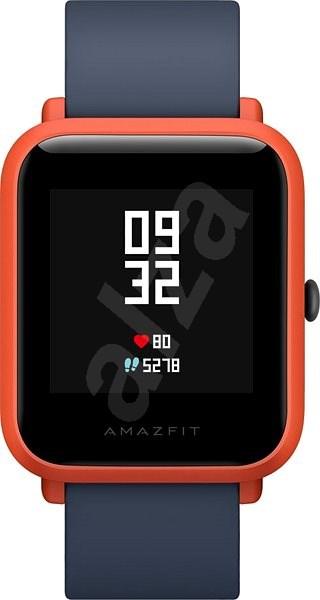 Xiaomi Amazfit Bip Cinnabar Red - Smart hodinky