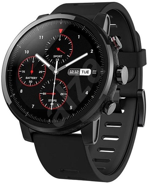 1caa3b6c598 Xiaomi Amazfit 2 Stratos - Smart hodinky