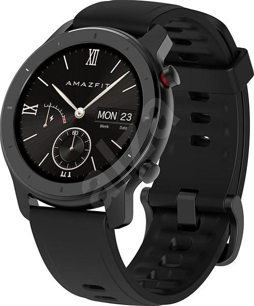Xiaomi Amazfit GTR 42 mm Black - Smart hodinky